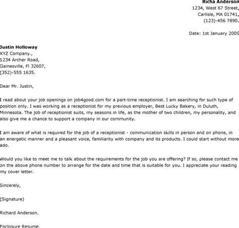 Medical receptionist cover letter jobhero jpg 650x620